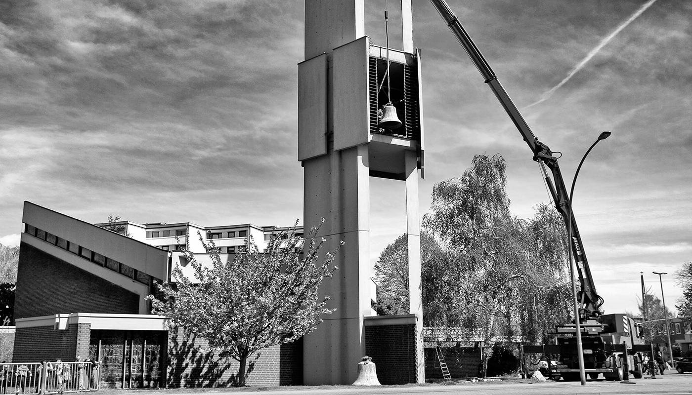 Zukunft für gebrauchte Glocken