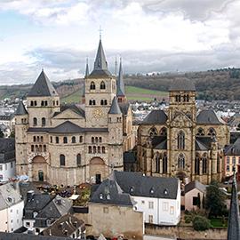 Trierer Dom mit Liebfrauenkirche