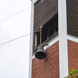 Glockendemontage in Mülheim an der Ruhr