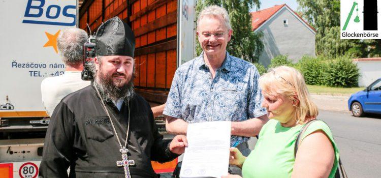 Projektbericht: Erfolgreiche Glockenvermittlung in Salzgitter